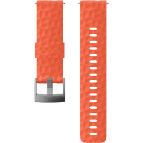 Suunto Explr 1 Silicone Strap coral/gray